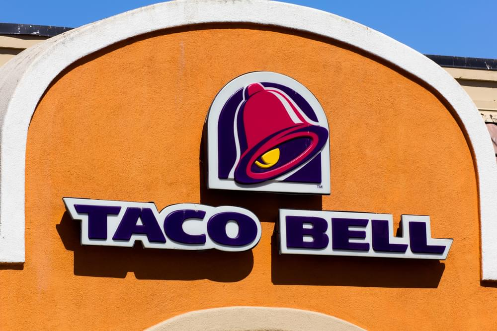 You Can Now Get Paid a Six-Figure Salary to Work at Taco Bell