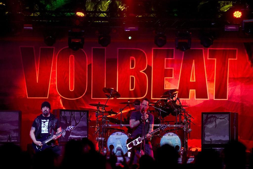 Volbeat Announces 2020 Tour Dates