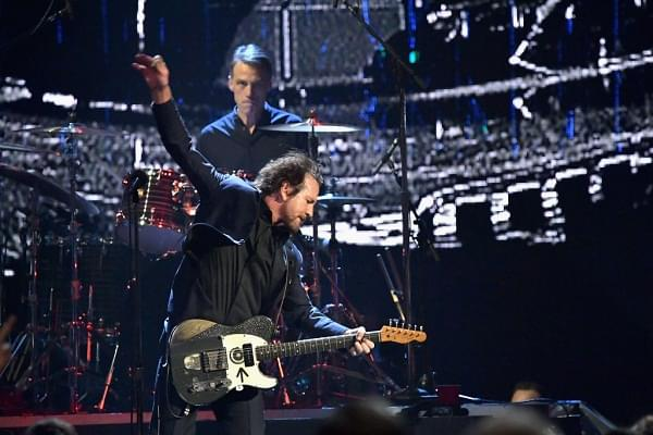 Pearl Jam Announced New Album And Tour Dates