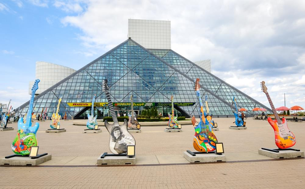 The Rock And Roll Hall Of Fame Class Of 2020 Revealed