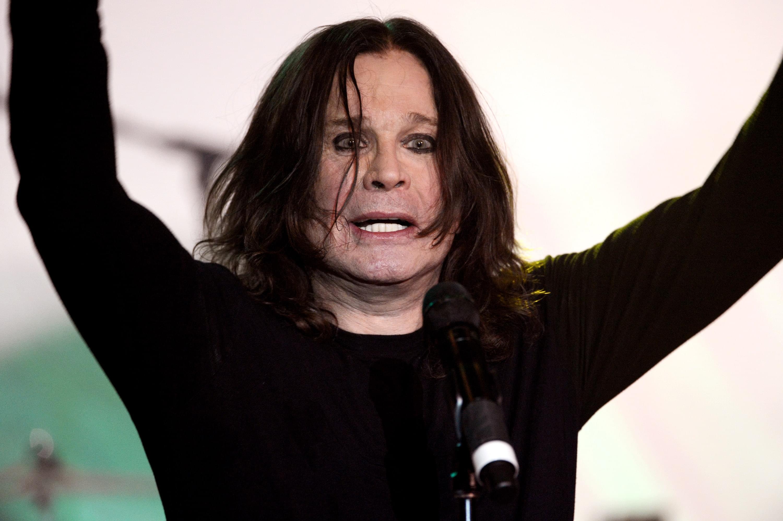 Ozzy Osbourne Reveals Parkinson's Diagnosis