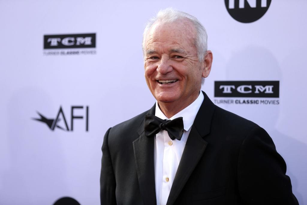 It's True! Bill Murray Confirms He's Returning To The Newest 'Ghostbusters' Film!