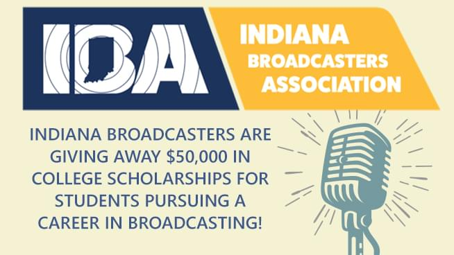 Indiana Broadcasters Association Scholarships
