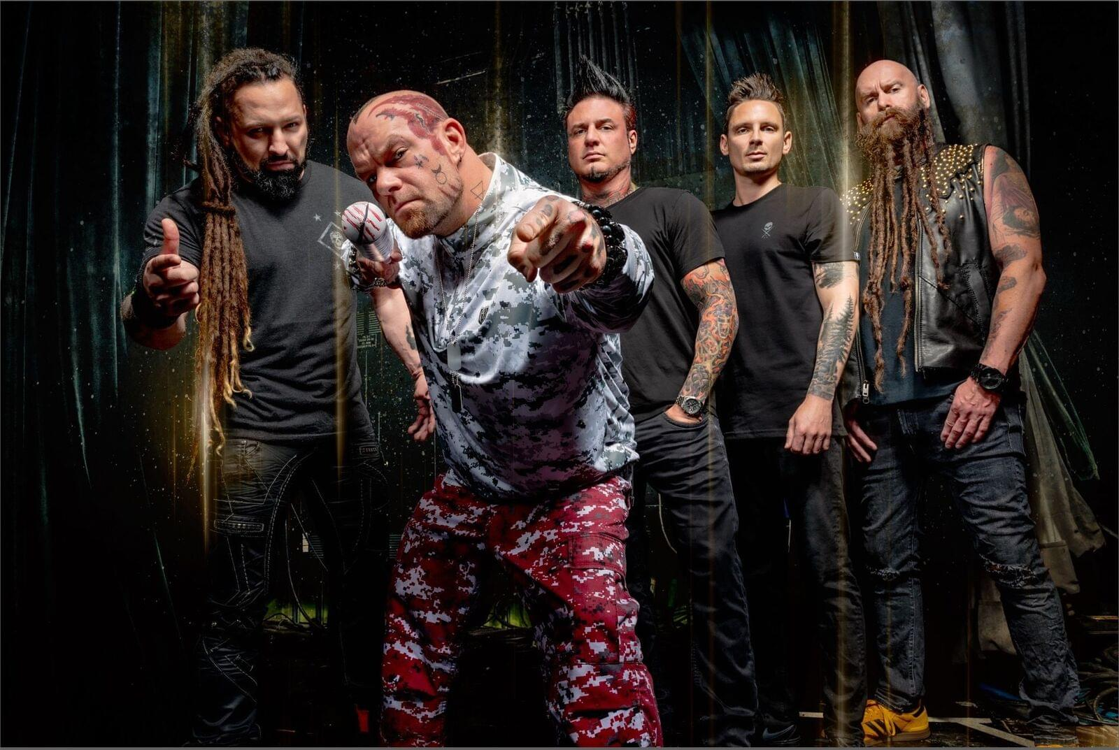 Five Finger Death Punch Guitarist Out For The Rest Of Their Tour