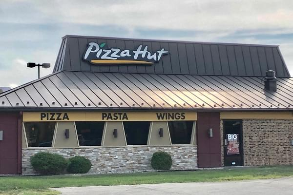 Pizza Hut Has a New Crust with Mozzarella Squares Baked In
