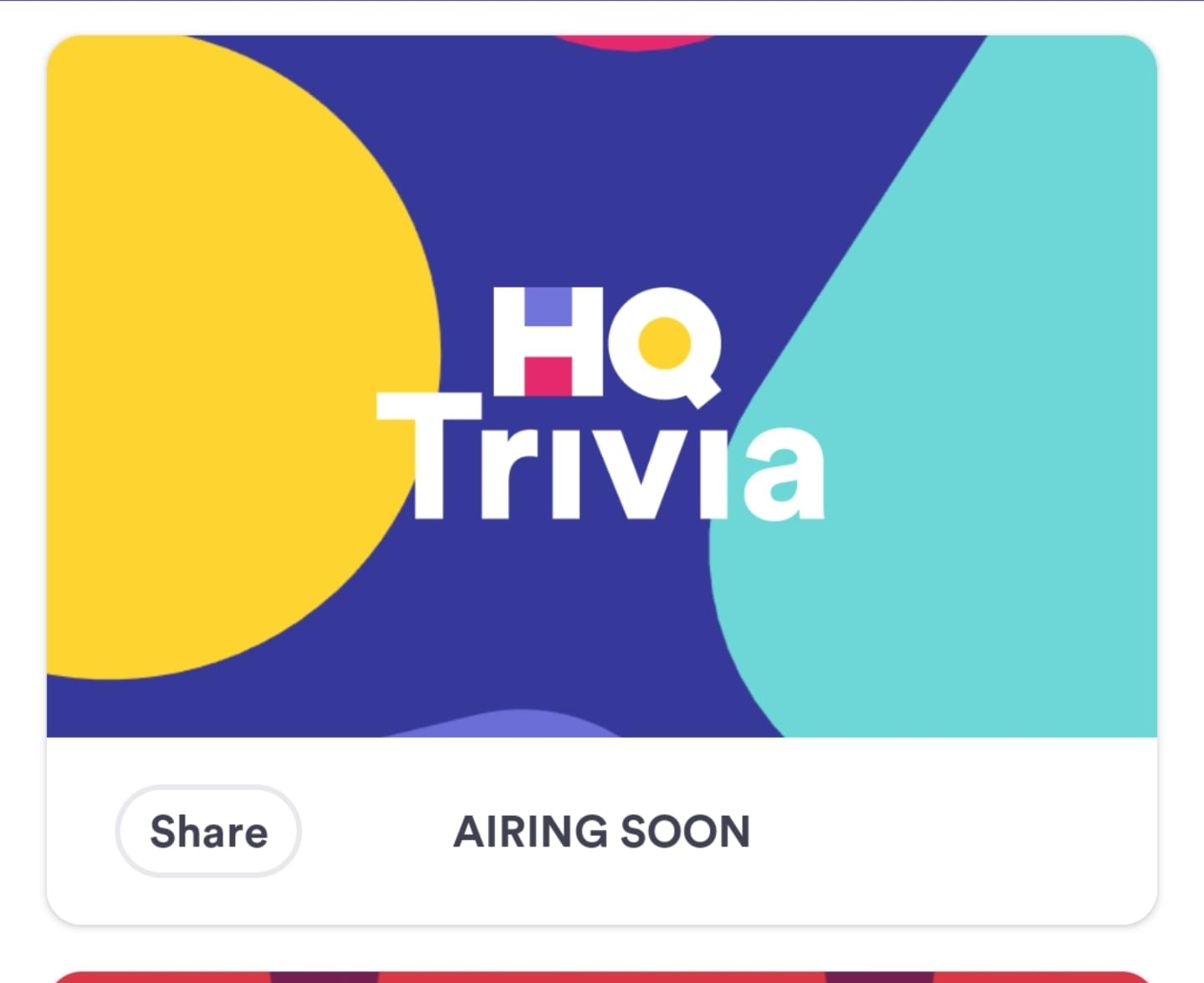 R.I.P. HQ Trivia . . . Moviefone . . . and the Company That Sold Rompers for Men