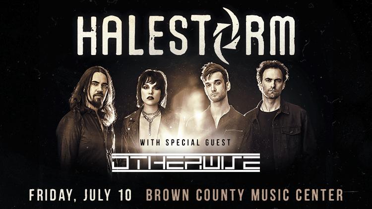 July 10 – Halestorm
