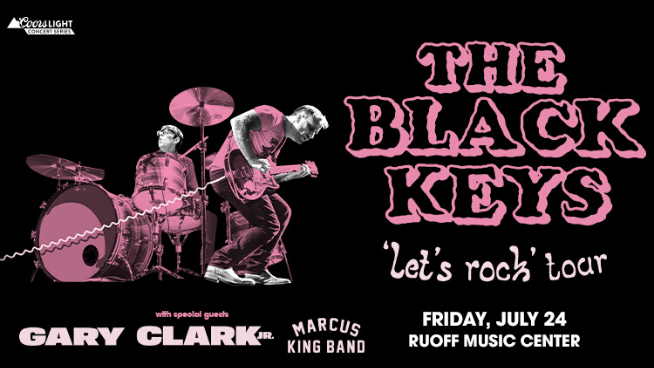 July 24 – The Black Keys