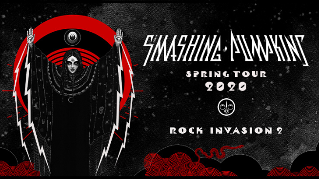 October 20 – Smashing Pumpkins *NEW DATE*