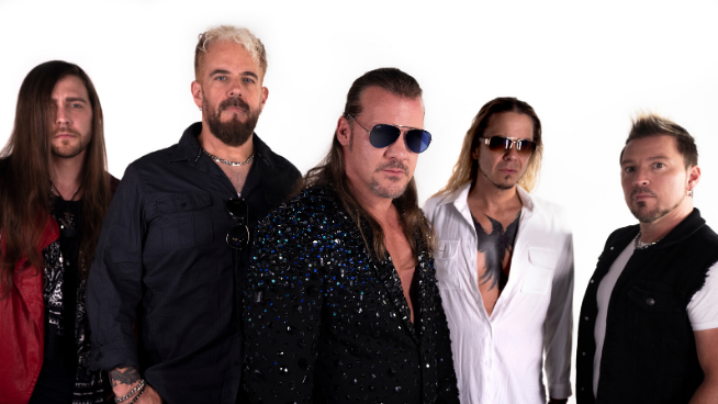 October 25 – Fozzy NEW DATE