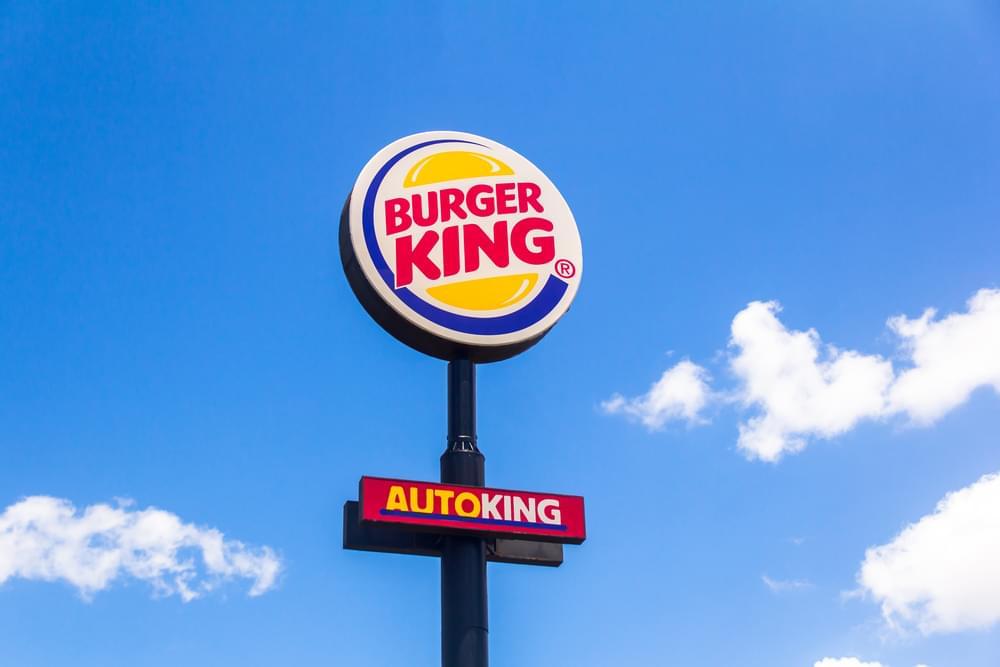 Burger King Offering Free Kids Meals Starting Next Week