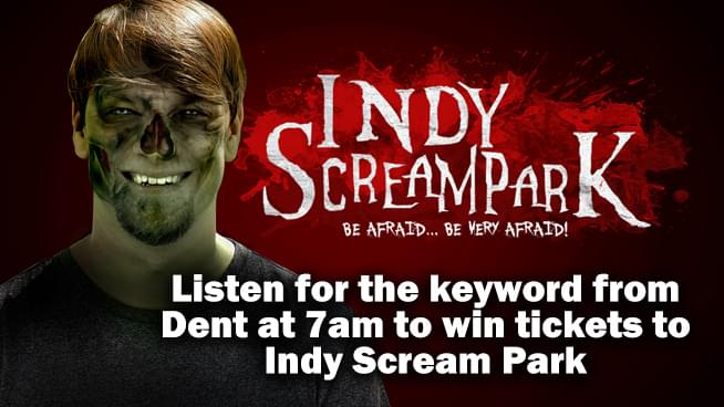 Indy Scream Park Sweepstakes