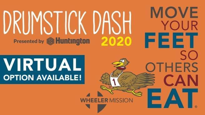 Nov 26 – Drumstick Dash 2020
