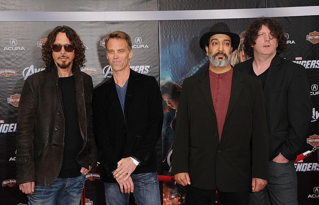Vicky Cornell Is Suing Soundgarden Again