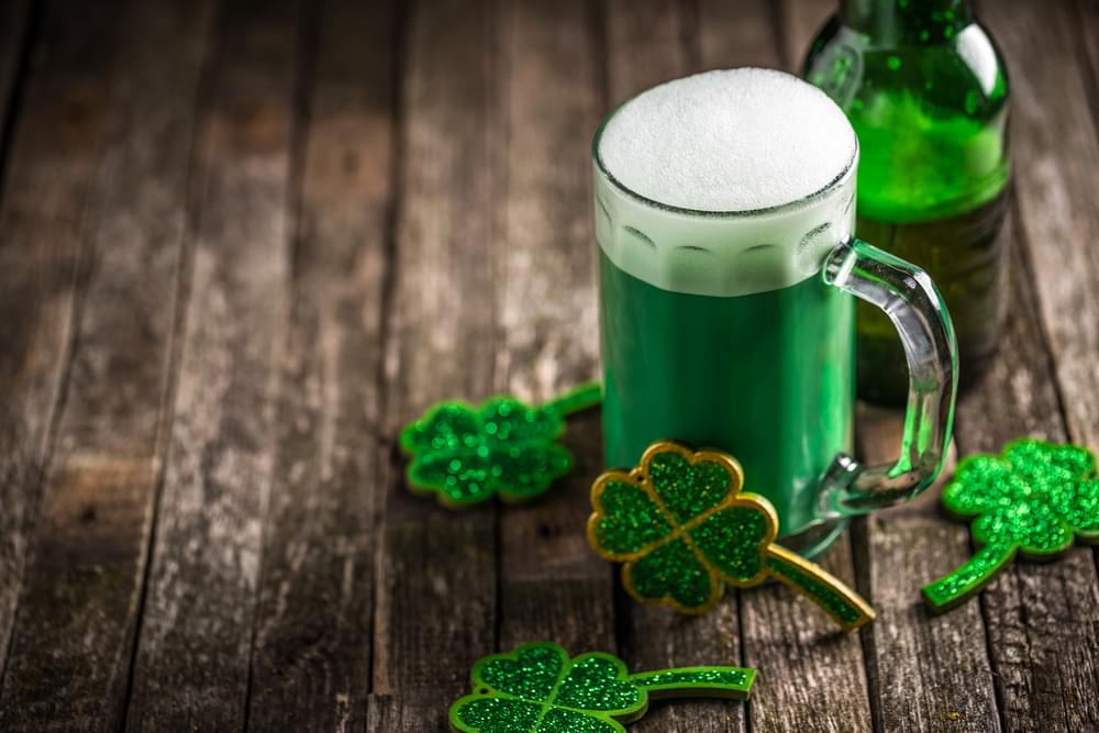 You Could Get Paid To Skip Work On St. Patrick's Day
