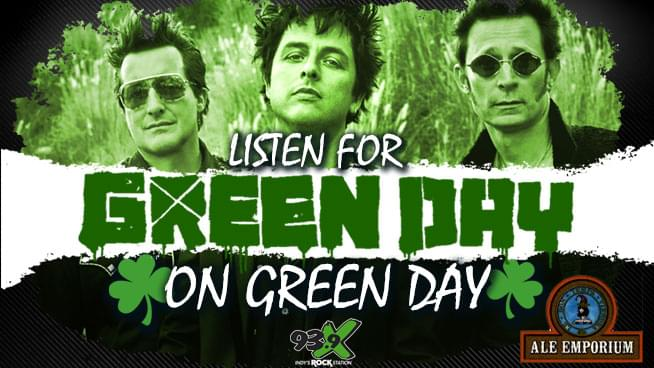 Listen For Green Day On Green Day!