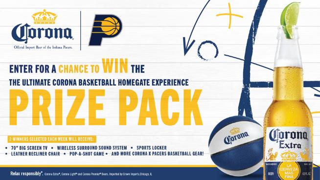 Win The Ultimate Corona Basketball Homegate Experience