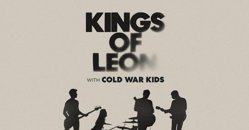 August 22 – Kings of Leon