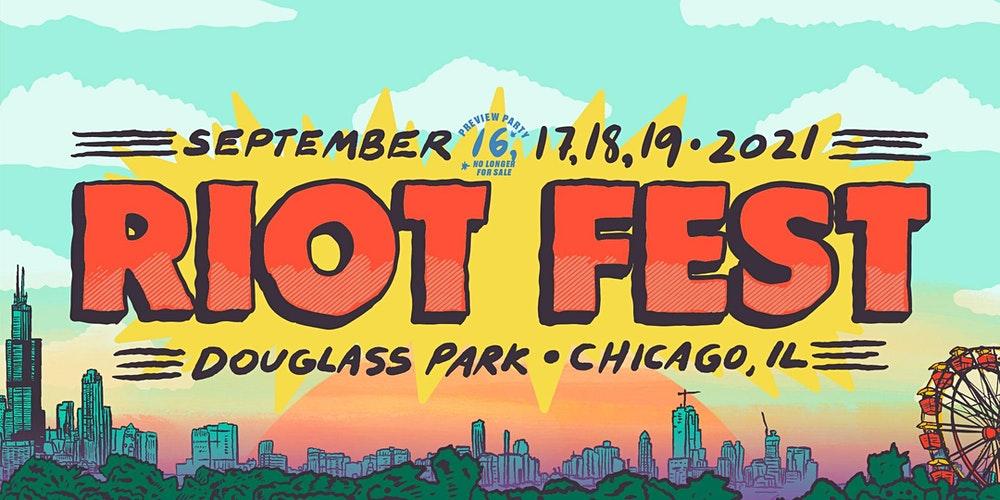 September 17-19 – Riot Fest
