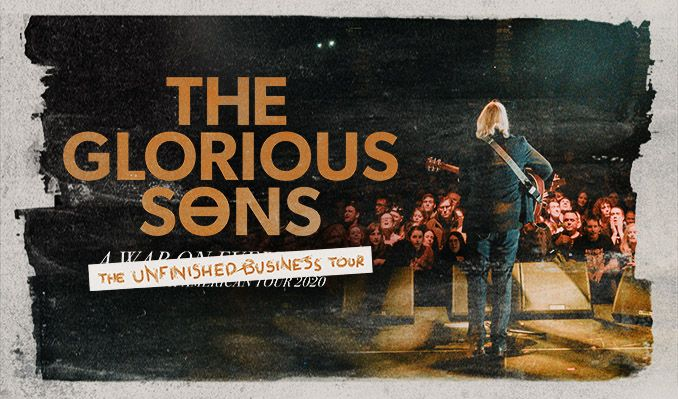 December 12 – The Glorious Sons