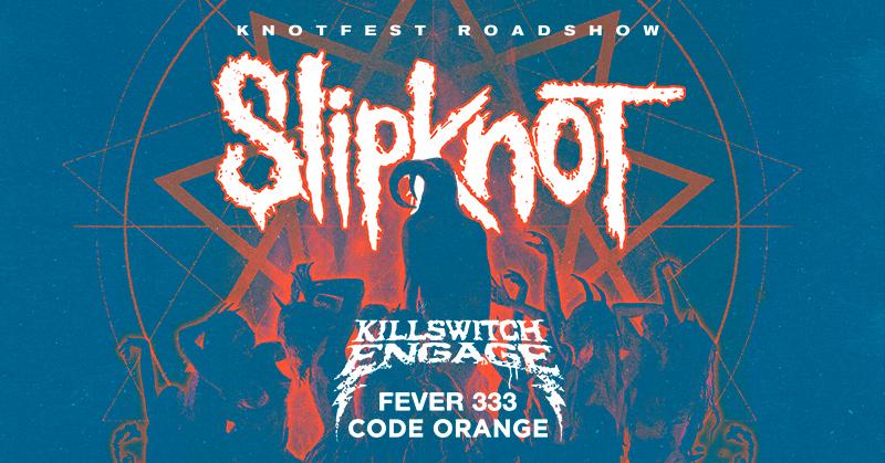 October 1 – Knotfest Roadshow