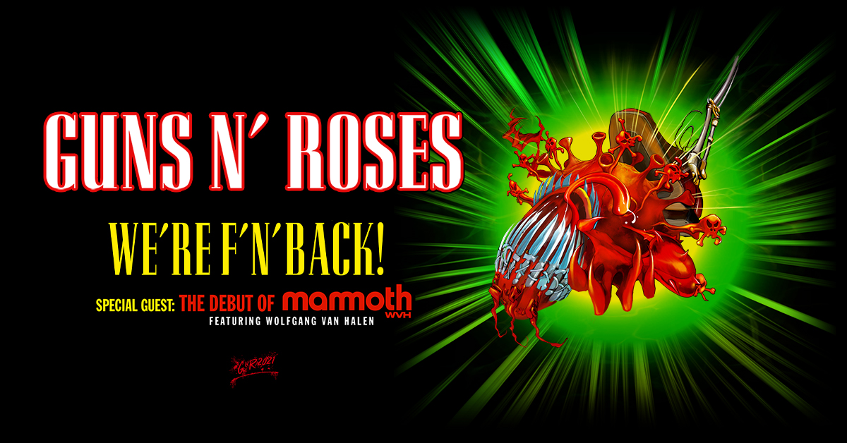 Enter To Win Guns N Roses Tickets