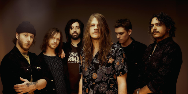 Enter To Win Glorious Sons Tickets