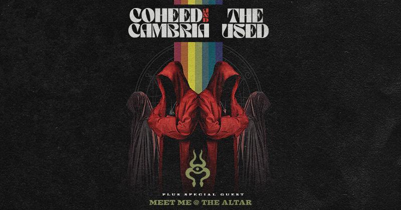 September 15 – Coheed and Cambria