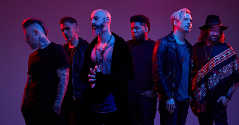 November 19 – Daughtry With Sevendust And Tremonti
