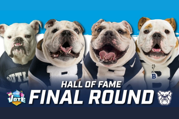 Butler Blue Makes The Mascot Hall Of Fame Finals