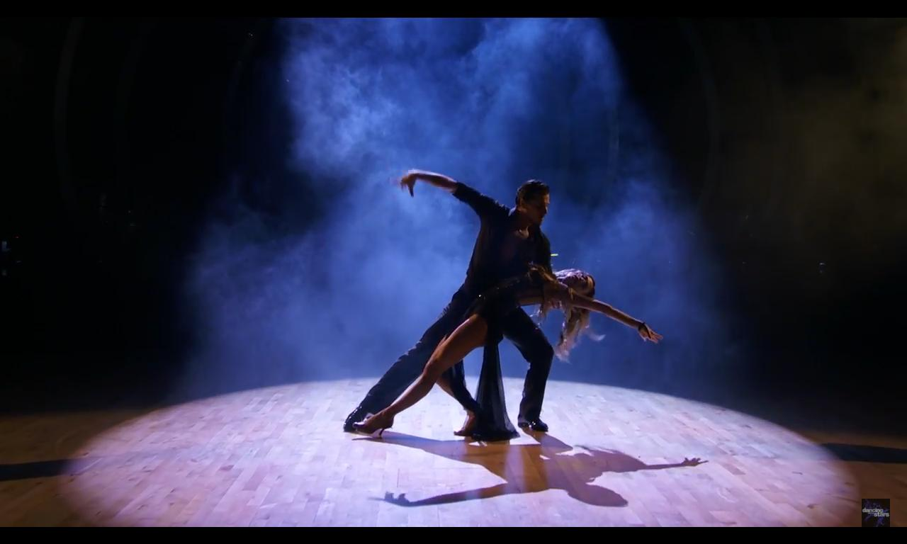 Jana Kramer's First Dance on 'DWTS' [VIDEO]