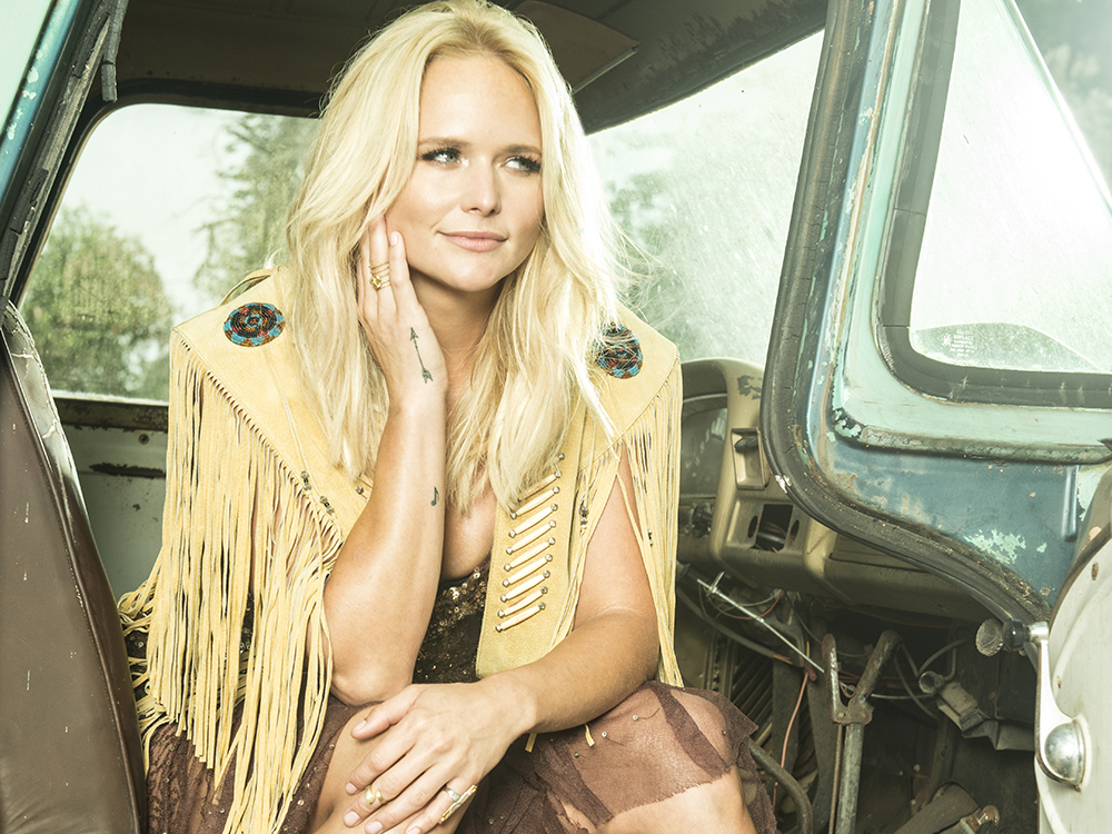 "Miranda Lambert's ""The Weight of These Wings"" Ascends to No. 1 on Billboard's Top Country Albums Chart"