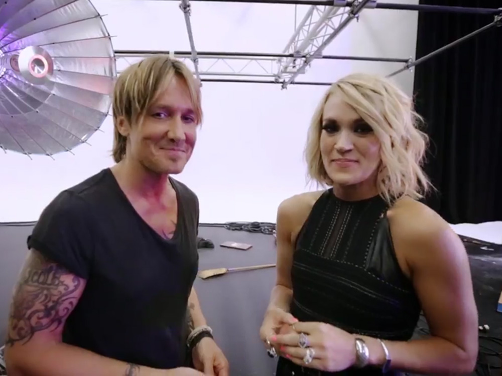 Keith Urban and Carrie Underwood Gear Up for Australian and New Zealand Leg of Ripcord Tour