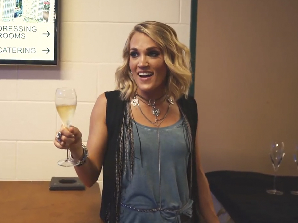 Watch Carrie Underwood Cram Two Weeks of Australian Fun Into 2-Minute Video