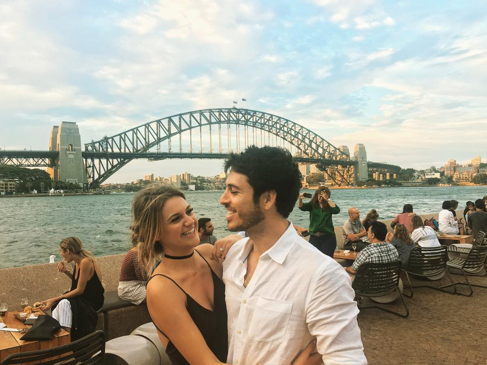 Check Out Photos From Kelsea Ballerini's Post-Engagement Trip to Australia