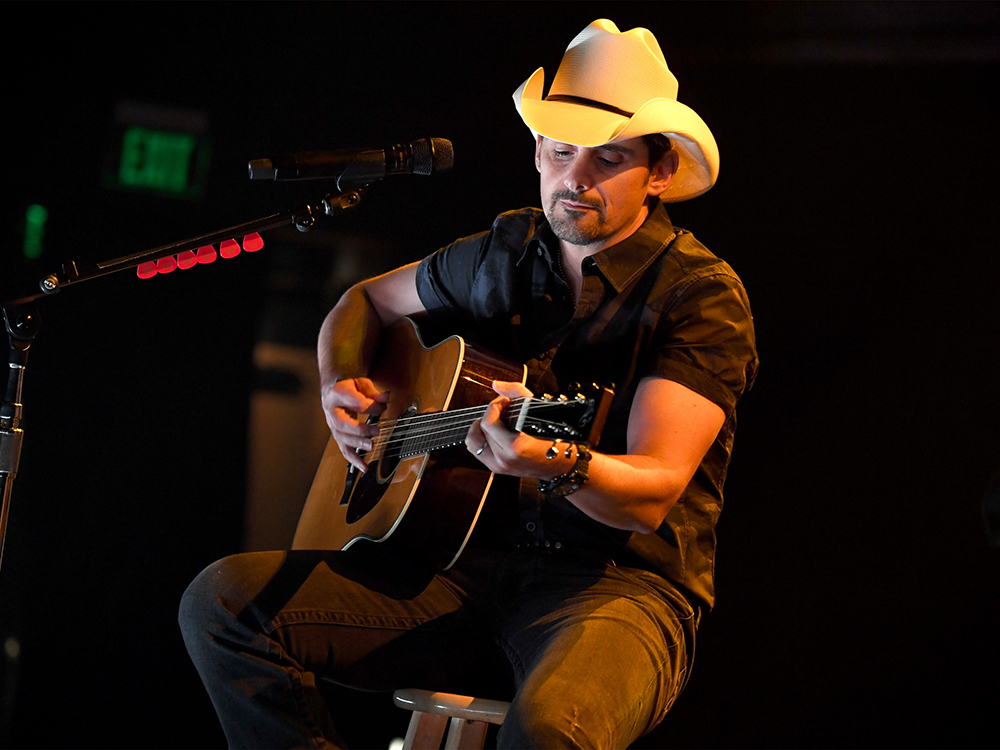 "Brad Paisley Pays Homage to the South With New Song, ""Heaven South"" [Listen]"