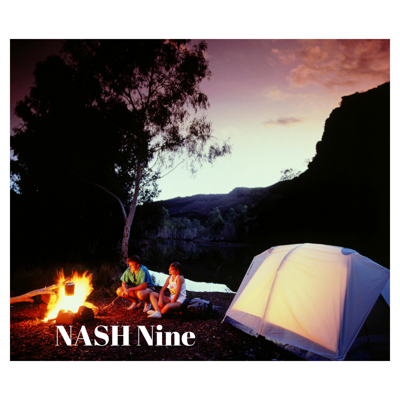 NASH Nine: How to Have an Epic Camping Trip