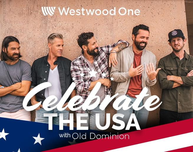 Celebrate the USA with Old Dominion
