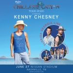 "Kenny Chesney's ""Chillaxification"" Tour 2020!"