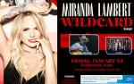 """Miranda Lambert's """"Wildcard Tour"""" 2020!"""