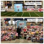 Toy Field = Amazing Success