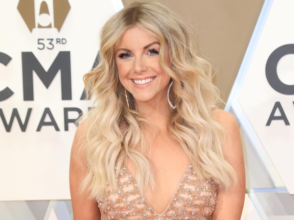 """Play It Forward: Lindsay Ell Says the World Needs to Discover Adam Hambrick's """"Forever Ain't Long Enough"""" [Listen]"""