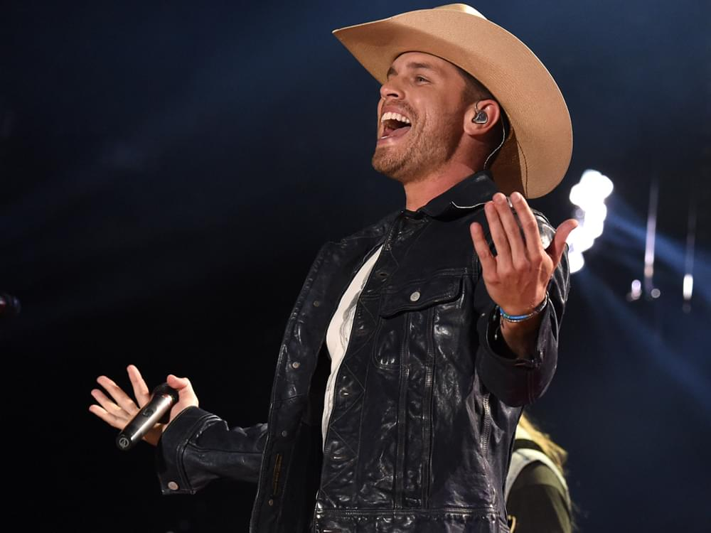 "Listen to Dustin Lynch's Fiery New Single, ""Momma's House"""
