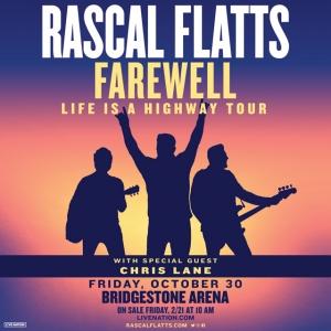 "Rascal Flatts ""Farewell: Life Is A Highway"" Tour"