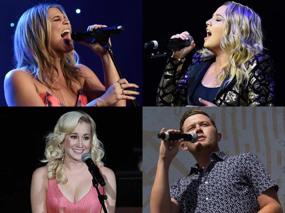 "Scotty McCreery, Lauren Alaina & More to Return to ""American Idol"" for Performance of ""We Are the World"""
