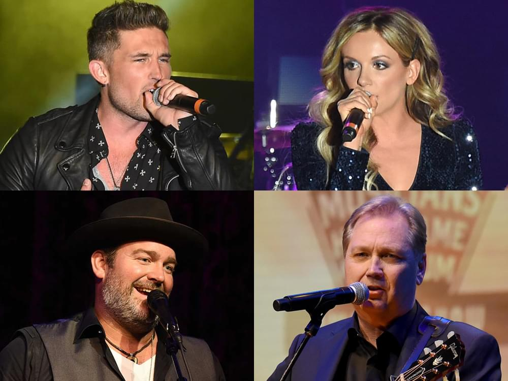 Michael Ray, Carly Pearce, Lee Brice & Steve Wariner to Perform on the Opry on June 6