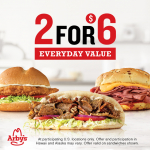103-3 Country and Arby's Want to Buy YOUR Lunch!