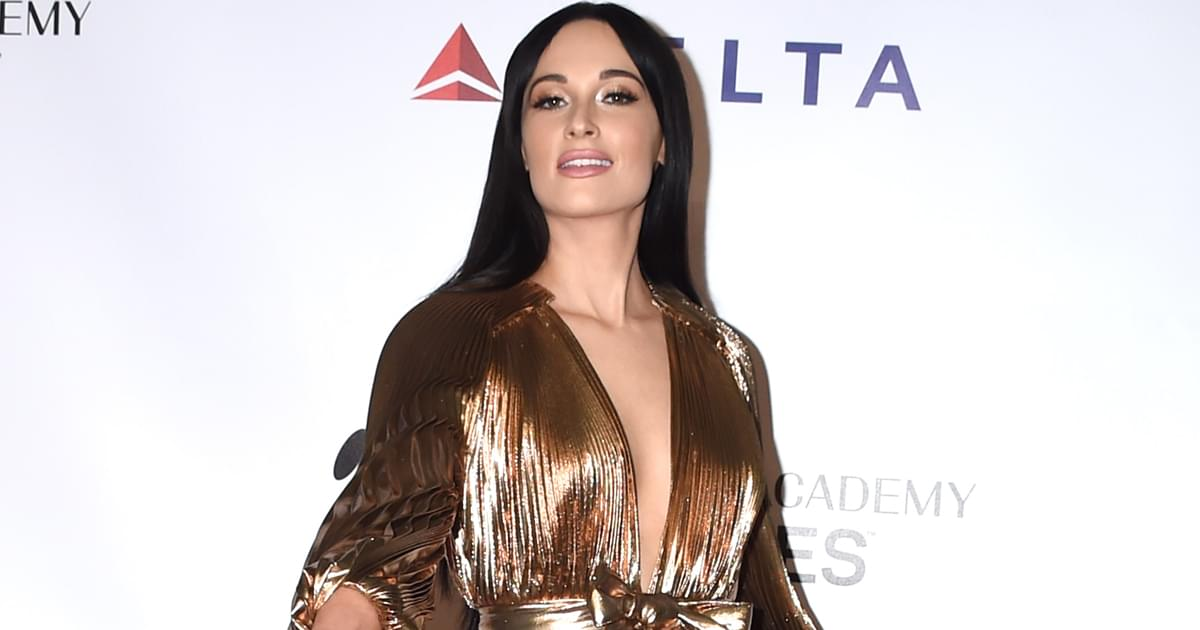 """Kacey Musgraves Releases """"Glittery"""" Holiday Tune [Listen]"""