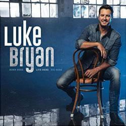 Win A Luke Bryan Signed Guitar!
