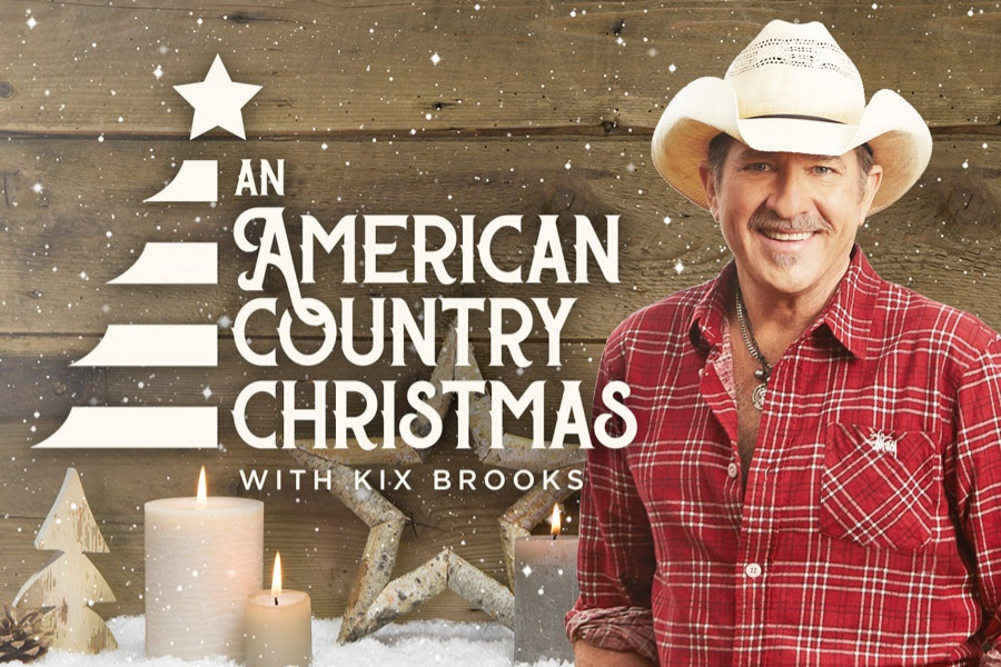 An American Country Christmas